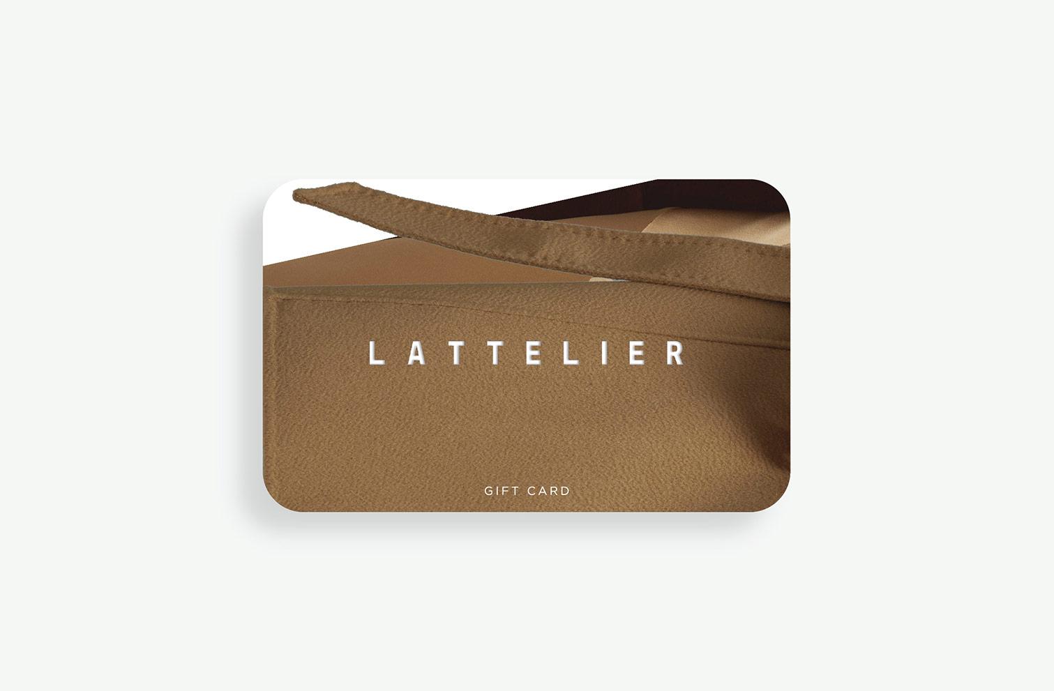 Latt gift card-300