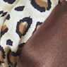 Brown/Leopard Print